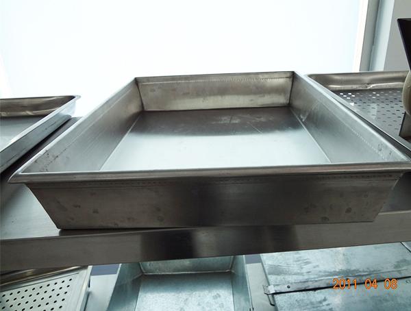 不锈钢冷冻盘
