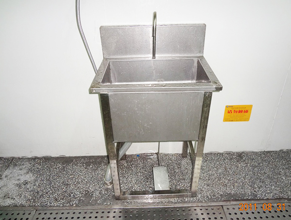 不锈钢洗手槽