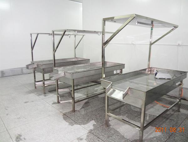 不锈钢消毒操作台