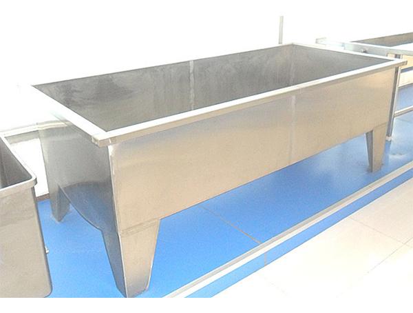 不锈钢制品消毒槽